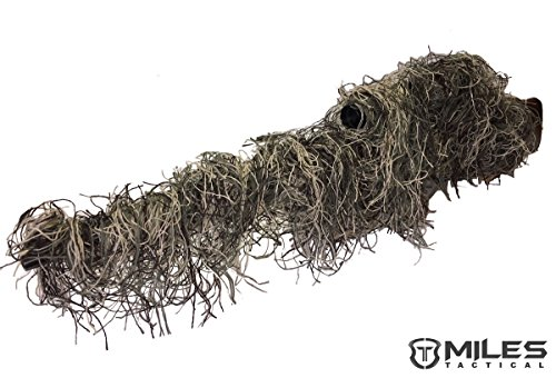 Miles Ghillie Rifle Wrap (Mossy)