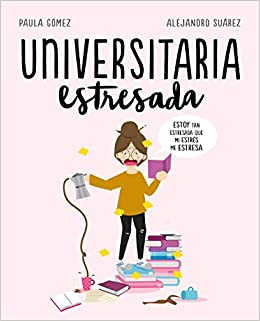 Universitaria estresada (Random Cómics): Amazon.es ...