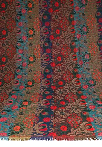 Anokhi Floreale Sciarpa Anokhi Multicolore Sciarpa Donna Anokhi Donna Multicolore Floreale Sciarpa RdBqO