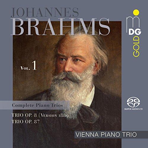 Vienna Piano Trio (Brahms: Piano Trios Op. 8 & 87)