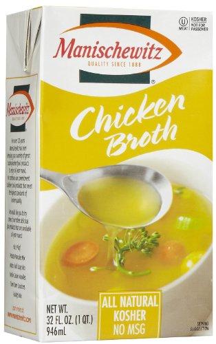 Manischewitz Chicken Broth, 32 oz ()