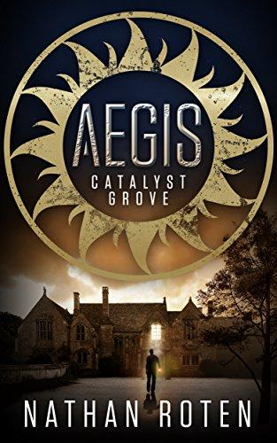 AEGIS Catalyst Childrens Fantasy Adventure ebook product image