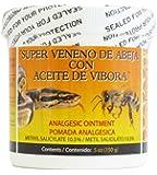 Veneno De Abeja Aceite De Vibora Analgesic Ointment 5 oz (150 g) Paraben Free