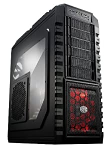 Cooler Master PC Case Black筐体 RC-942-KKN1 (HAF X)