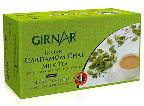 Girnar Instant Chai/Tea Premix With Cardamom