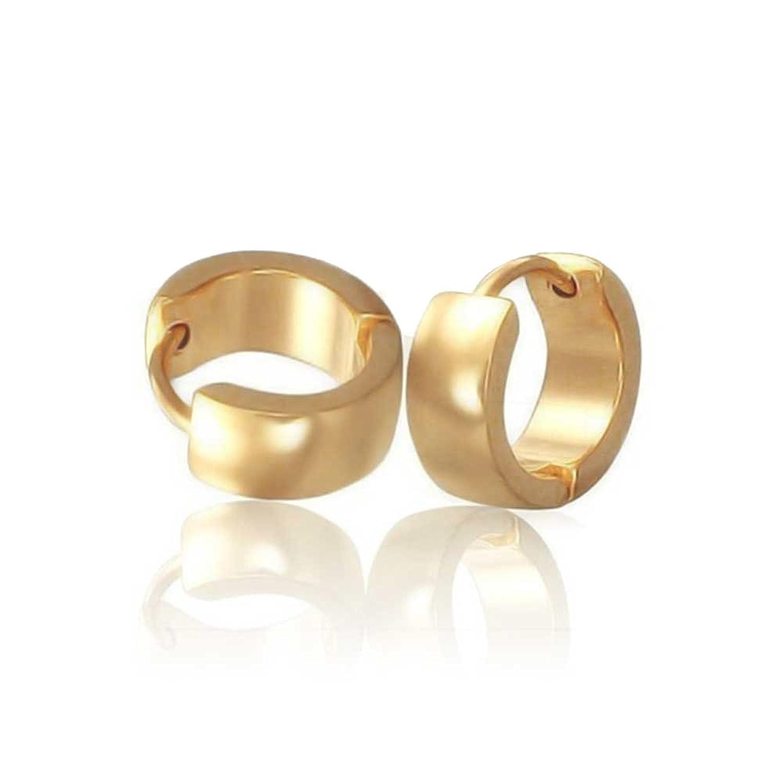 Beautiful Diamond Hoop Earrings for Guys | Jewellry\'s Website