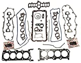 Diamond Power Full Gasket Set works with Ford E-150 F-150 F-250 Expedition Mustang Triton 4.6L V8 281CID VIN 9 W 1996-2010