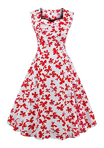 40s tea dress sewing pattern - 6