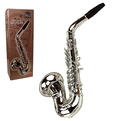 Reig Deluxe Saxophone (Silver) for sale  Delivered anywhere in USA