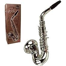 Reig Deluxe Saxophone (Silver)