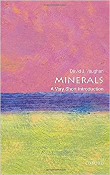 Minerals: A Very Short Introduction por David Vaughan epub