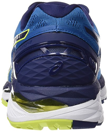 Blu Scarpe thunder Running Blue kayano Gel Asics indigo 23 Yellow Blue Uomo safety x1ftqgfYw