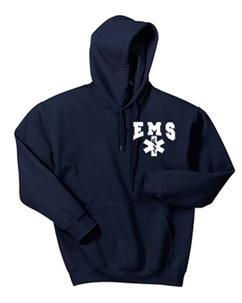 Fishers Sportswear EMS Star Hooded Sweatshirt