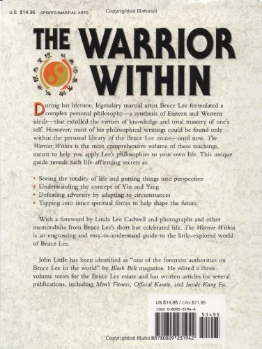 The Warrior Within The Philosophies Of Bruce Lee Amazonde John R