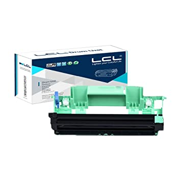 LCL Tambor Compatible DR1050 DR-1050 (1 Negro) Reemplazo para ...