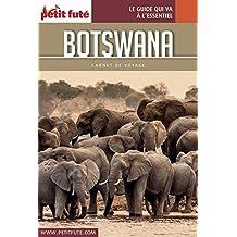 BOTSWANA 2017 Carnet Petit Futé (Carnet de voyage) (French Edition)