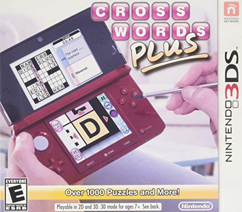 Crosswords PLUS - Nintendo 3DS (Certified Refurbished) by Nintendo (Image #8)