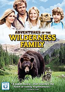 The Adventures Of The Wilderness Family [DVD]