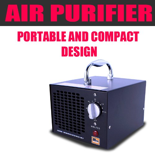 New Commercial Air Purifier Freshener Odor Cleaner Remover