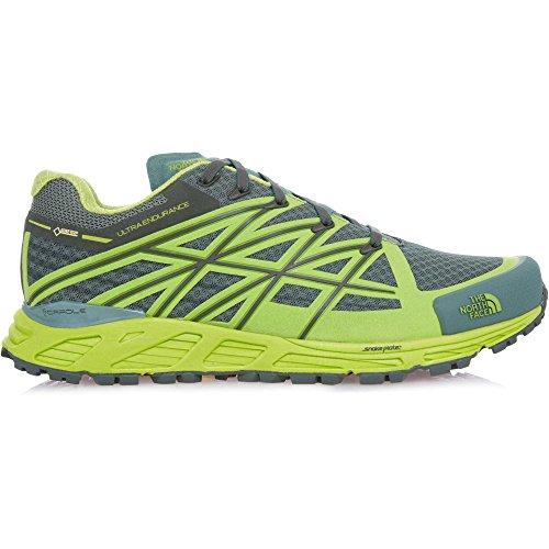 North Face M Ultra Endurance Gtx - Zapatillas de running Hombre Verde (NJC)