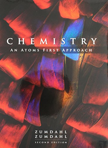 Bundle: Chemistry: An Atoms First Approach, 2nd, Loose-Leaf + OWLv2, 4 terms (24 months) Printed Access Card