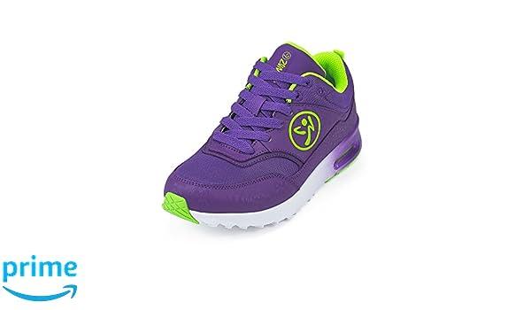 Zumba Footwear Zumba Air Classic, Zapatillas de Deporte para Mujer, Azul (Purple), 38.5 EU: Amazon.es: Zapatos y complementos