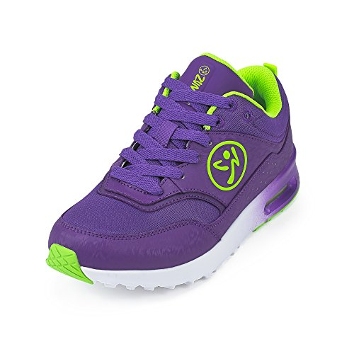 Air Sneaker Blue Fashion Zumba Women's Purple Classic qBwUqTz