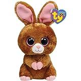 Ty Beanie Boos Hopson Brown Bunny 6