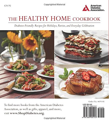 The healthy home cookbook diabetes friendly recipes for holidays the healthy home cookbook diabetes friendly recipes for holidays parties and everyday celebrations barbara seelig brown 9781580405157 amazon forumfinder Choice Image