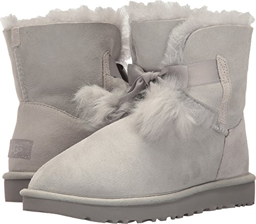 UGG Women's Gita Combat Boot, Grey Violet, 7 M US by UGG (Image #3)