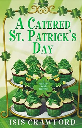book cover of A Catered St. Patrick\'s Day
