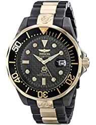 Invicta Mens 15846 Pro Diver Analog Display Japanese Automatic Two Tone Watch