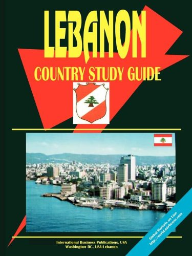 Lebanon Country Study Guide (World Country Study Guide Library)