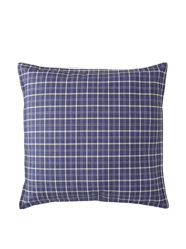 Tommy Hilfiger 18-Inch Vintage Plaid Decorative Pillow(Old Pattern)