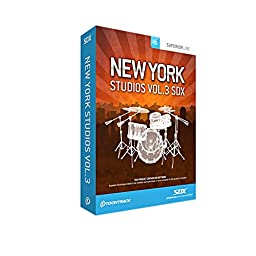 Toontrack New York Studios Vol. 3 SDX