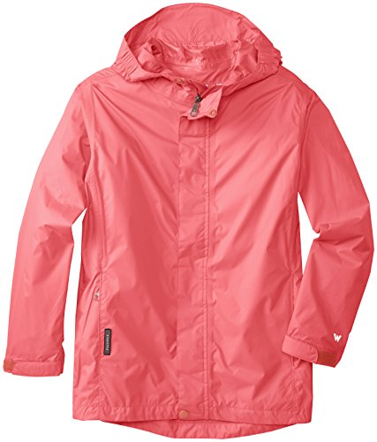 - White Sierra Youth Trabagon Jacket, Large, Watermelon