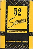 img - for Fifty-Two Sermons book / textbook / text book