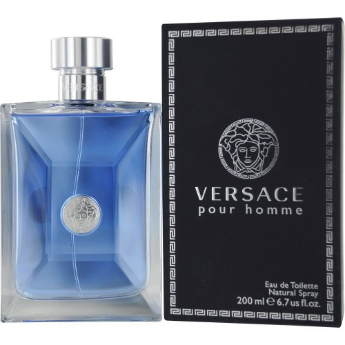 Versace Pour Homme By Gianni Versace Eau-de-toilette Spray for Men, 6.70 fl....