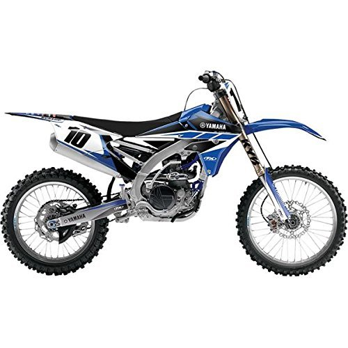 Factory Effex Graphics Kits - Factory Effex 19-01224 Evo Shroud/Airbox Graphic Kit