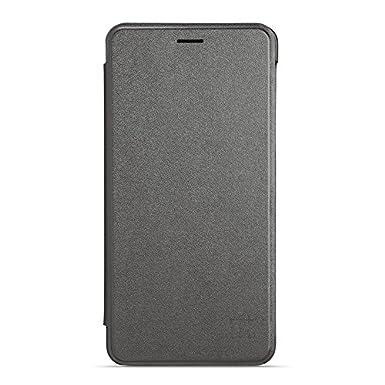 buy popular 926fb 3b203 OnePlus X Flip Case, Silver Grey, original, sealed by CellularMania ...
