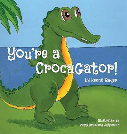 You're a CrocaGator