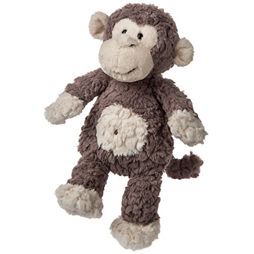 Mary Meyer Putty Monkey Soft Toy, Grey
