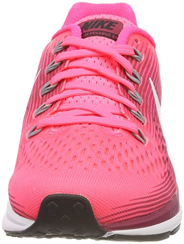 Women's Shoe Pink Zoom Racer Grey Pegasus NIKE Vast 34 Air Running Y8UYd