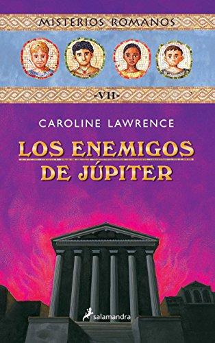 Los enemigos de Jupiter (Misterios romanos, #7)
