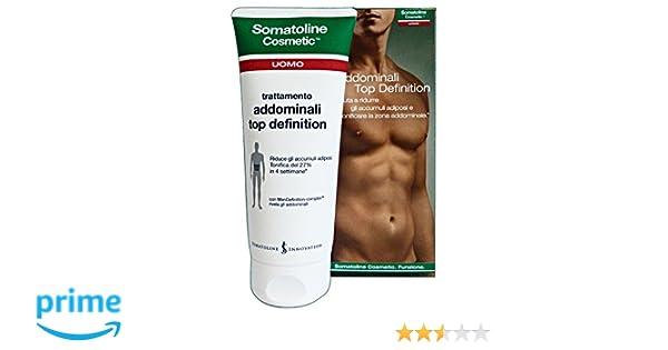 Somatoline Cosmetic Man Top Definition Sport 200ml: Amazon.es: Salud y cuidado personal
