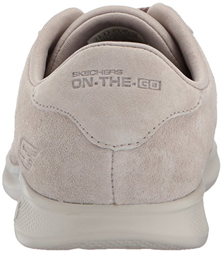 Skechers Performance Womens Go Step Lite Deluxe Taupe