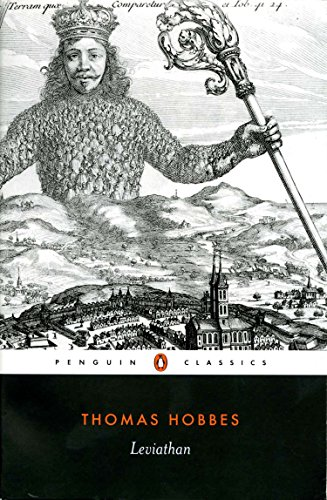 Leviathan (Penguin Classics) (Social Contract Theory By Hobbes Locke And Rousseau)