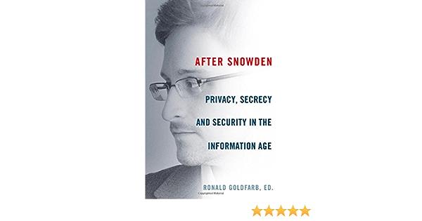 After Snowden: Amazon.es: Goldfarb, Ronald L.: Libros en ...