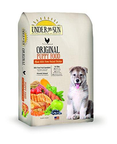 Under The Sun Original Chicken Puppy Food, 15 lbs.