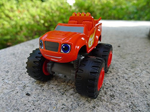 Argos Paw Patrol Costume (Blaze and the Monster Machines Vehicle Diecast Toy Racer Cars Truck BLAZE)